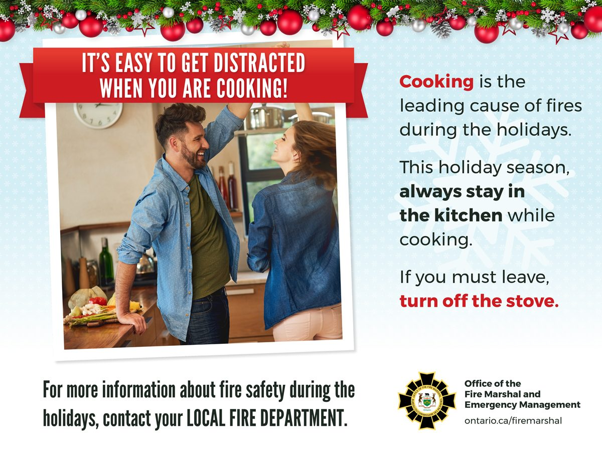 Holiday Cooking Safety1