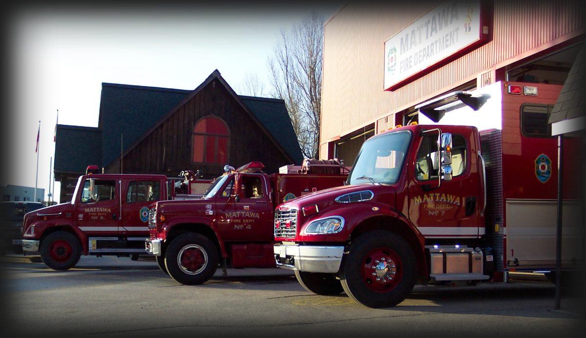 Mattawa Fire Department Home Photo